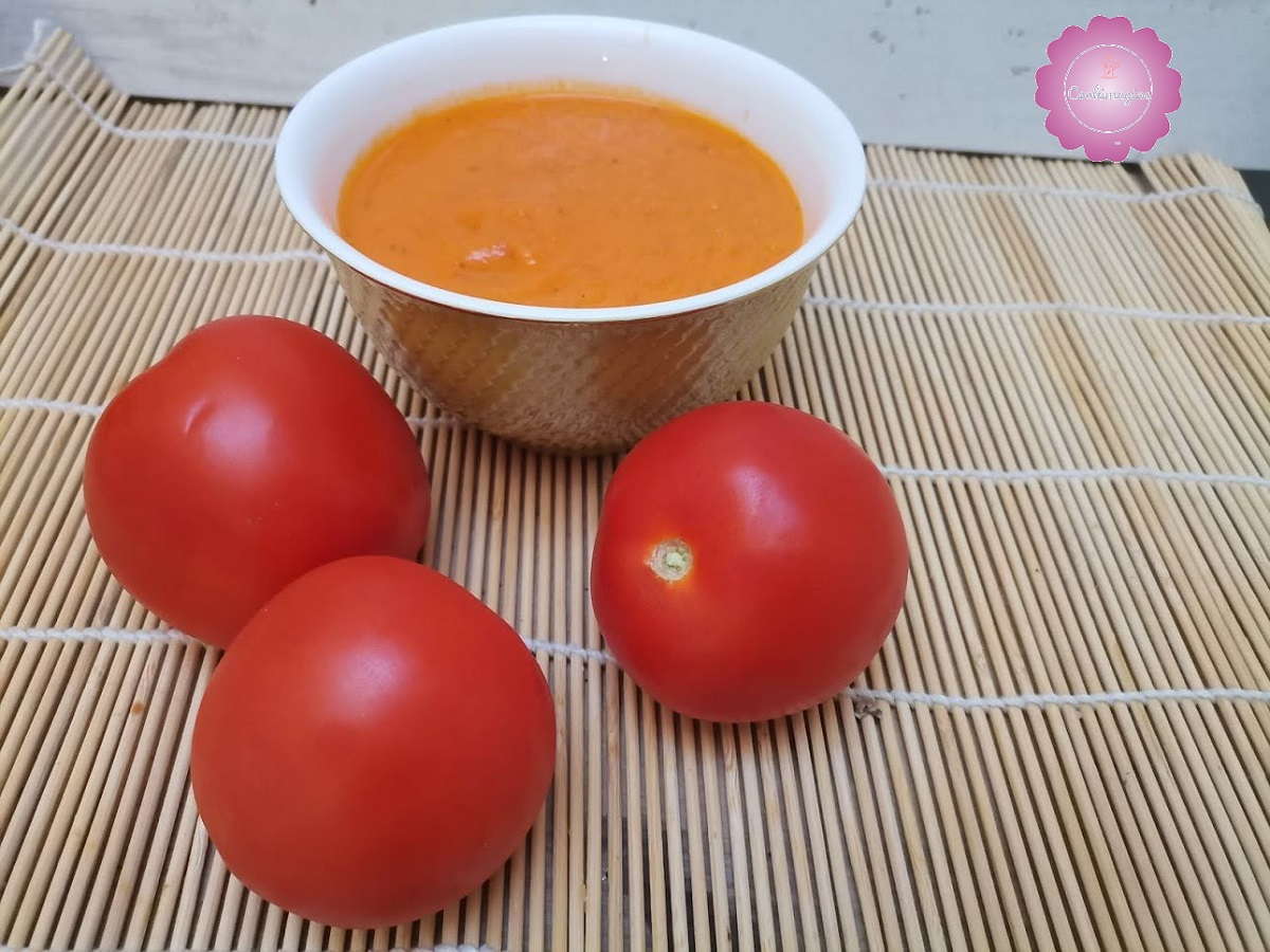 Salsa de tomate concentrada